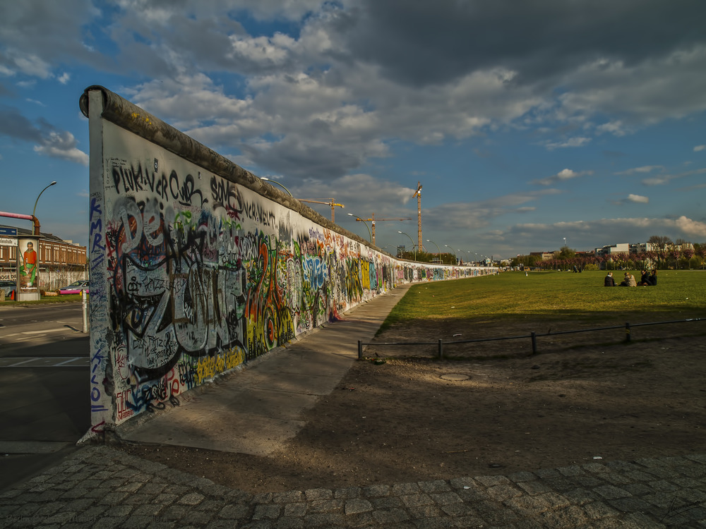 Berlin Berliner Mauer East Side Gallery