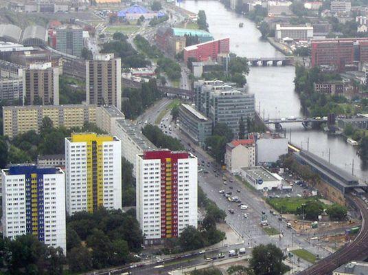Berlin, Blick vom Fernsehturm