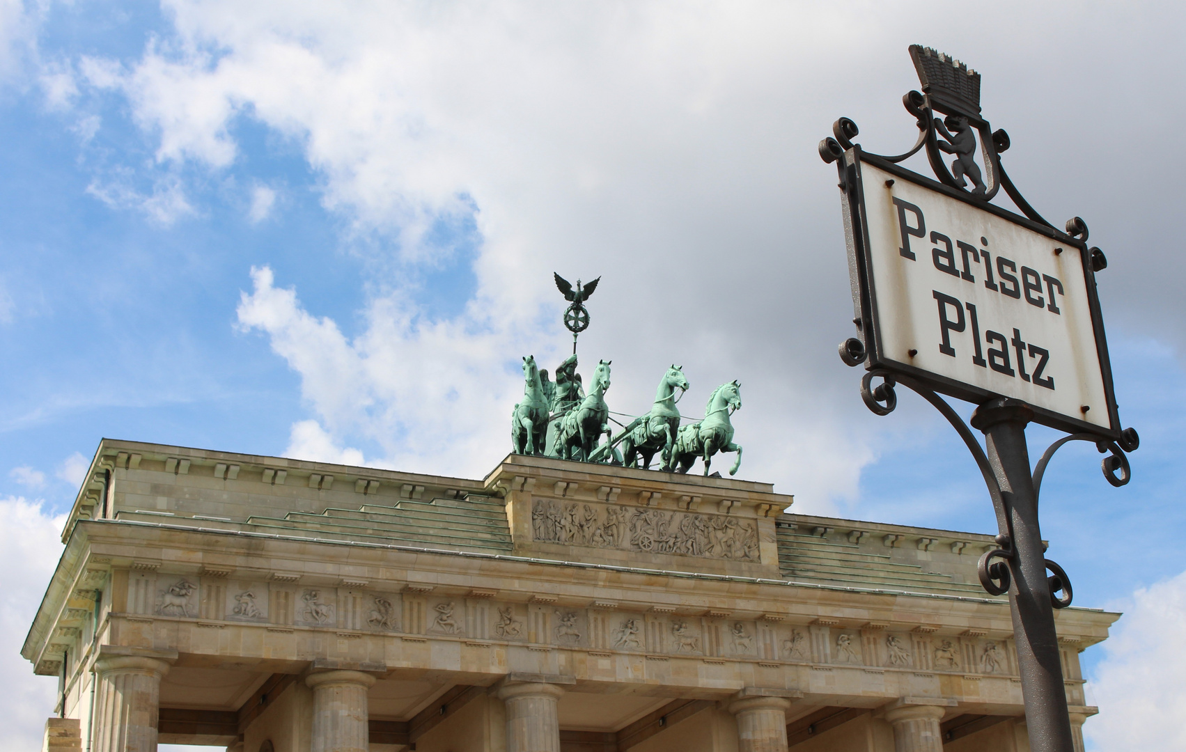 Berlin * Brandenburger Tor