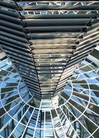 Berlin, Bundestag, Glaskuppel