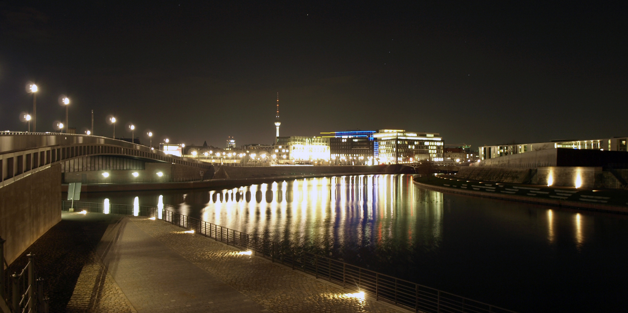 Berlin City Lights 2012