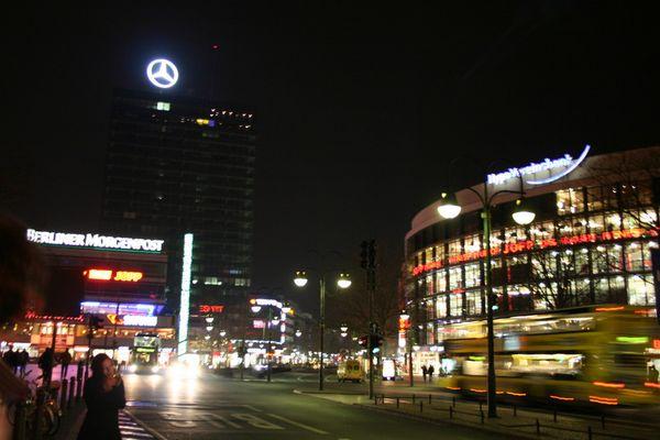 Berlin de nuit