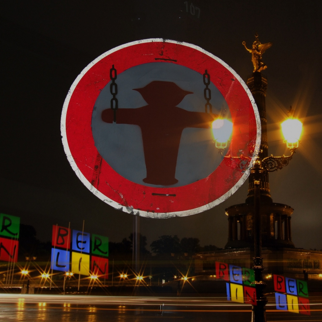 Berlin die Stadt die einen fesselt!