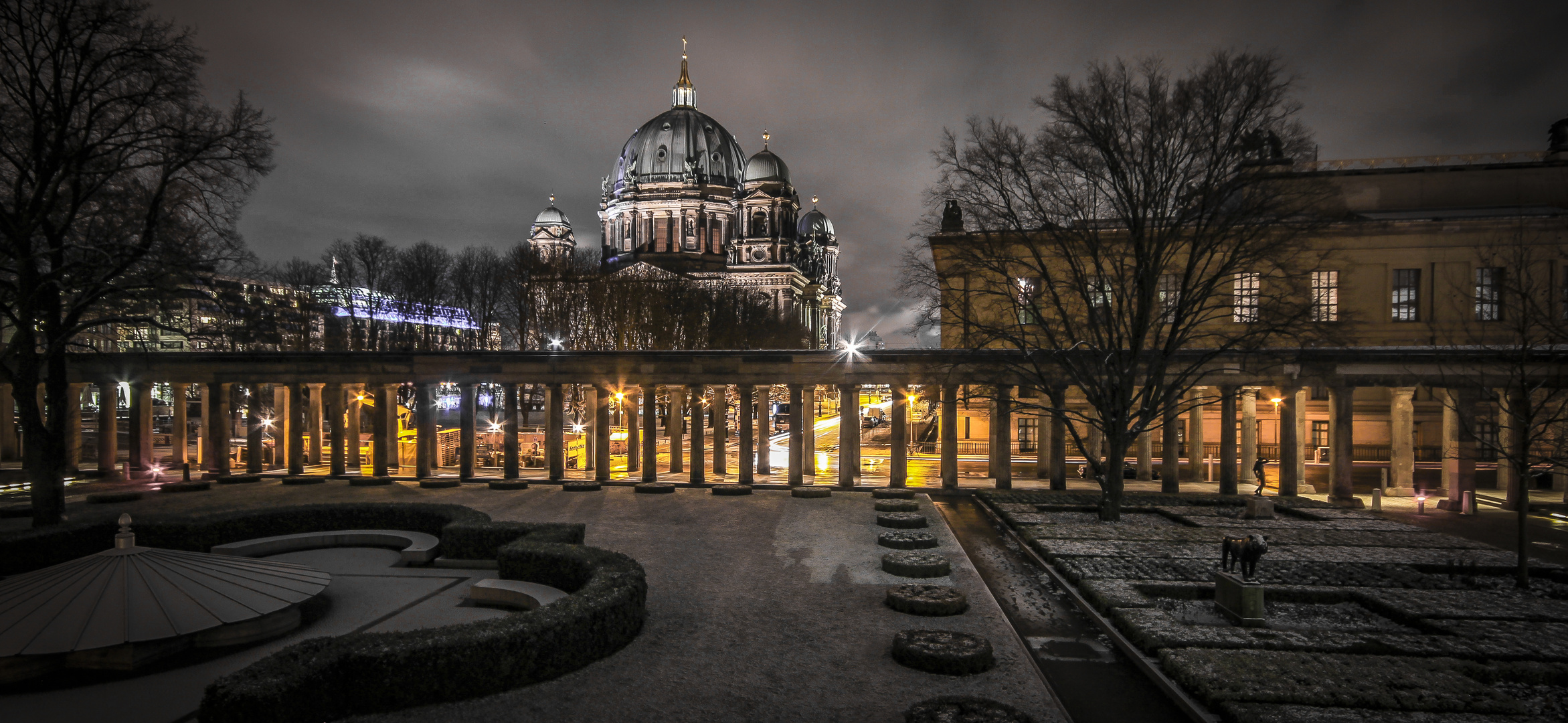 Berlin - Dom, Nationalgalerie