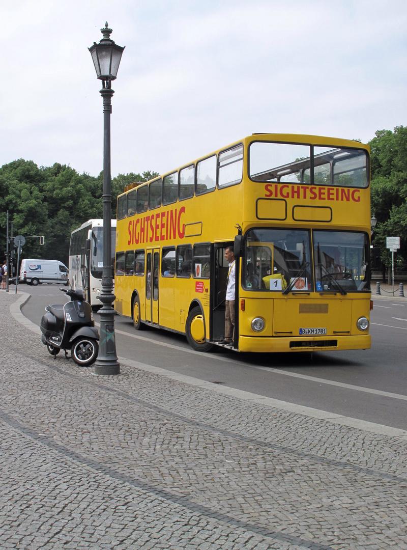 Berlin Doppeldeckerbus