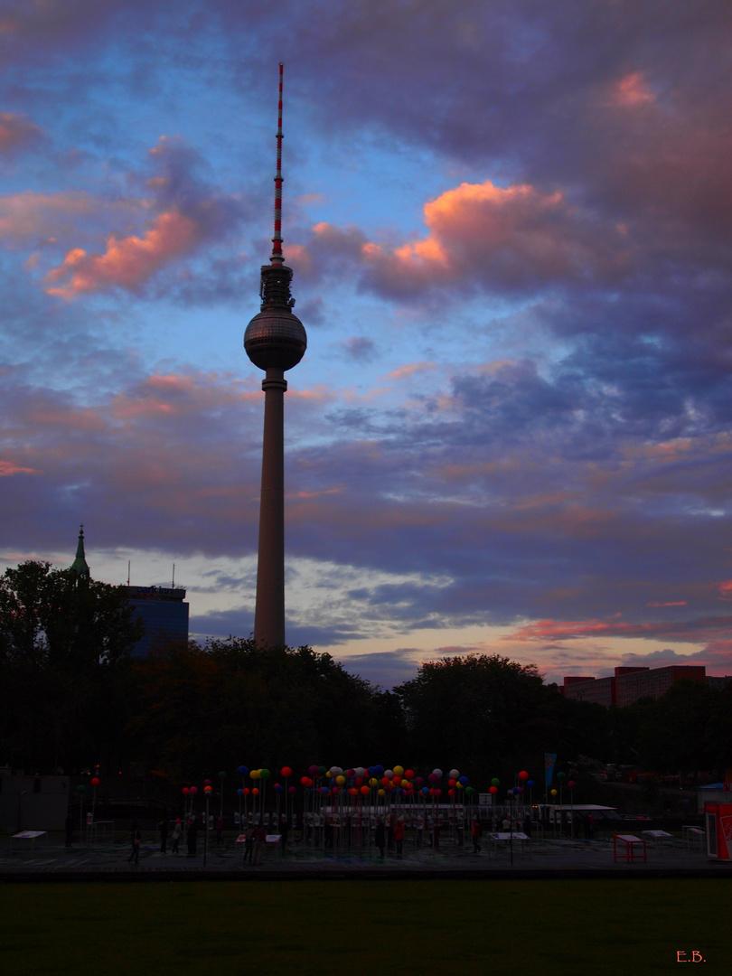 Berlin, du bist so wunderbar.