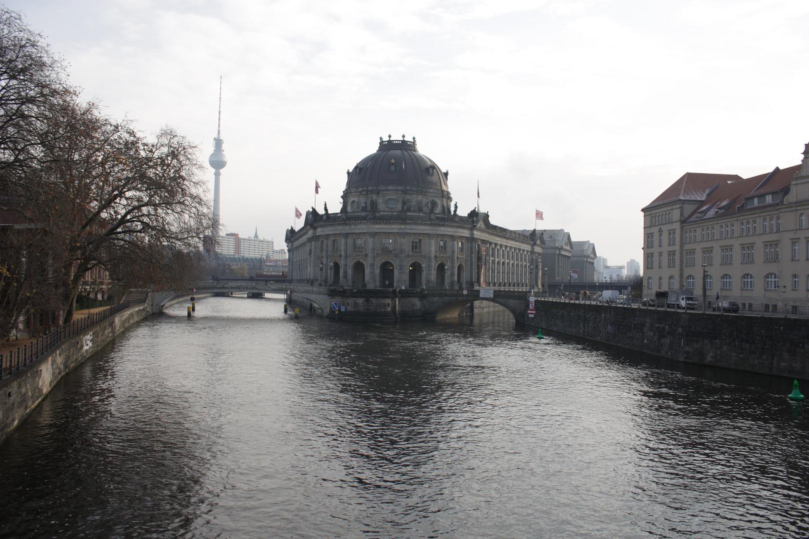 berlín en octubre