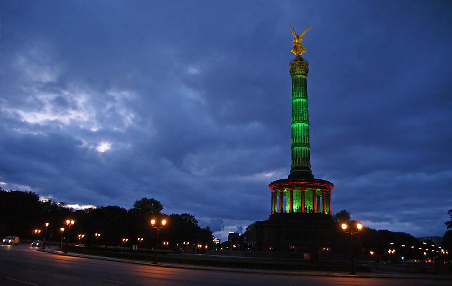 Berlin – Festival of Lights, 17.10.09 – 01