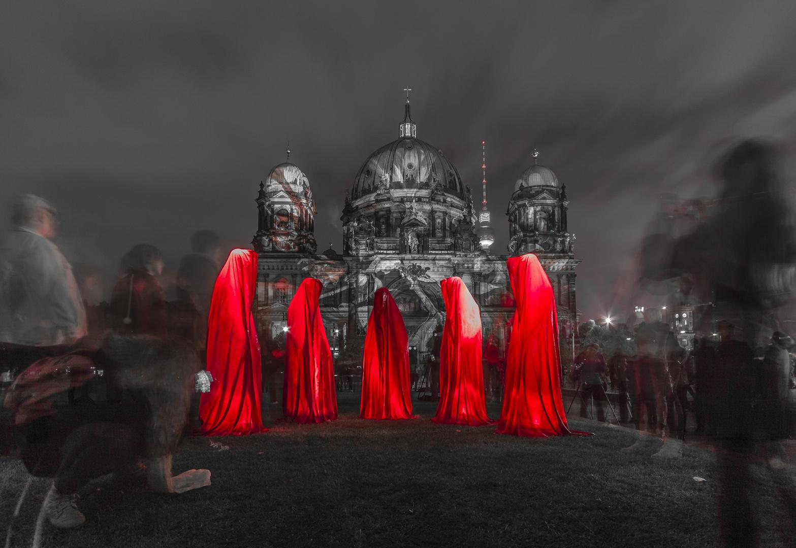 Berlin, Festival of Lights 2013, Dom