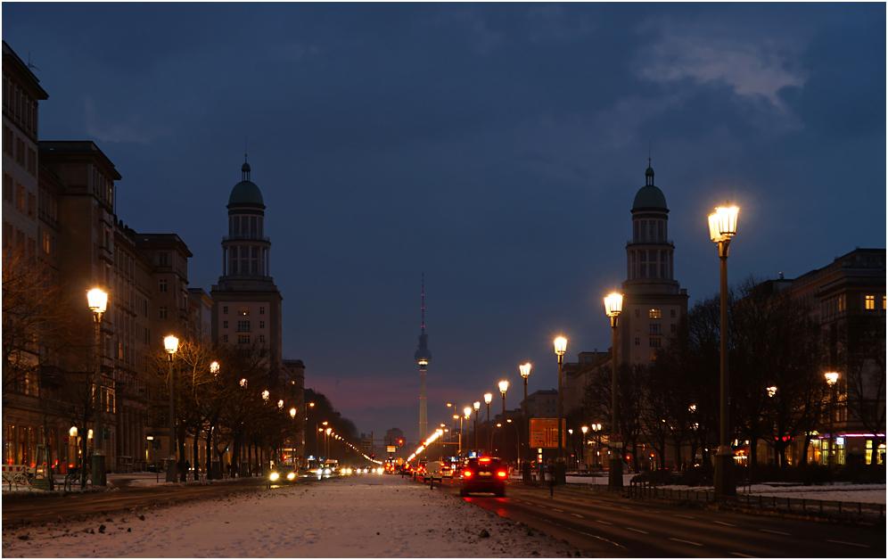 Berlin, Frankfurter Allee