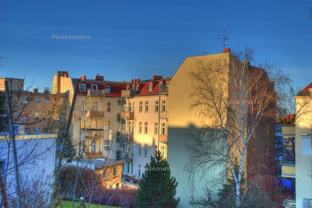 Berlin Friedenau HDR DRI