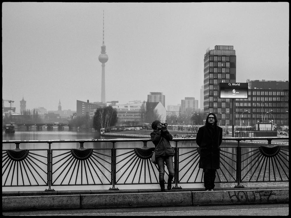Berlin Friedrichshain-Kreuzberg Oberbaumbrücke II