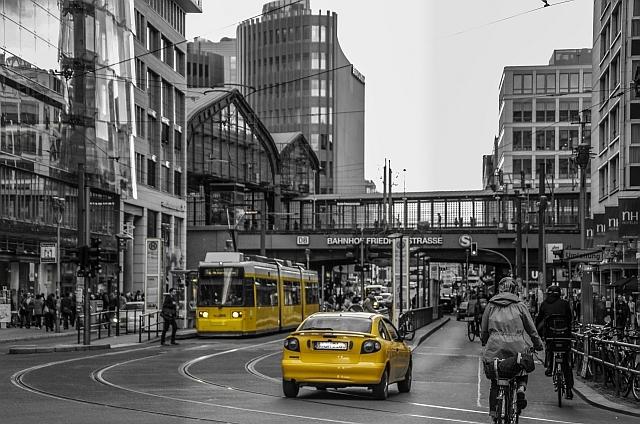 Berlin Friedrichsstraße