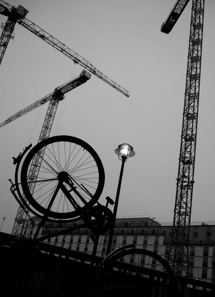 Berlin Friedrichstraße, Das fotografische Duett Folge 14, Radke