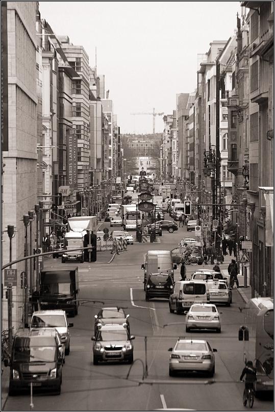 Berlin - Friedrichstraße (mc)