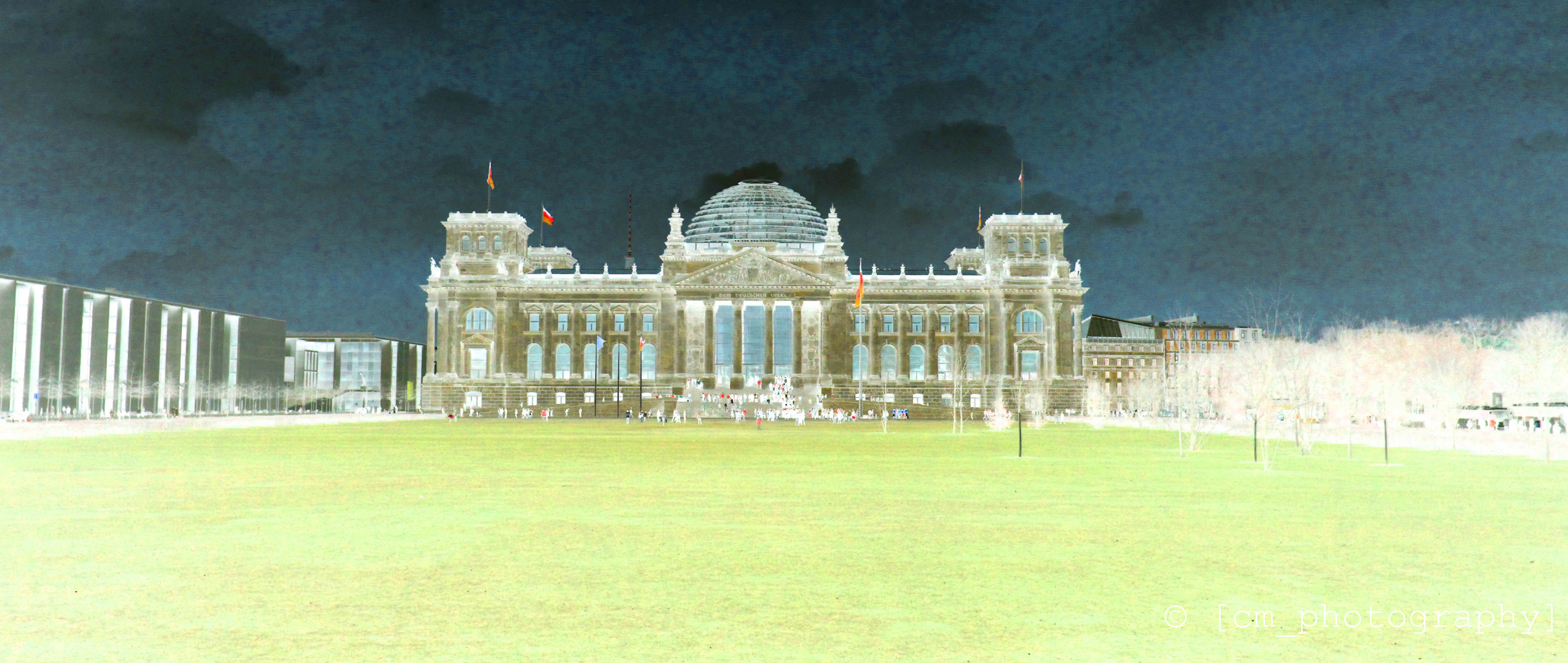 berlin gets photoshopped | reichstag