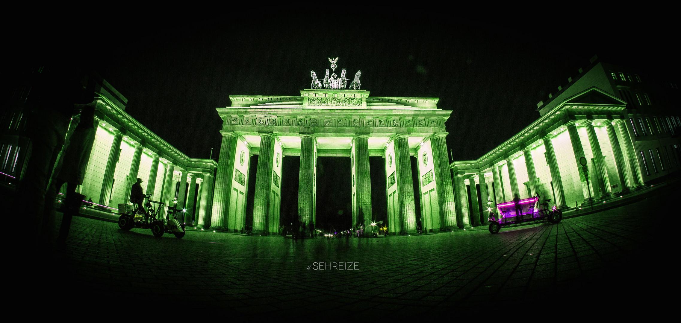 Berlin goes Green