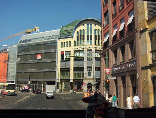 Berlin Hachscher Markt