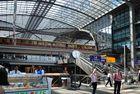 Berlin Hauptbahnhof.......