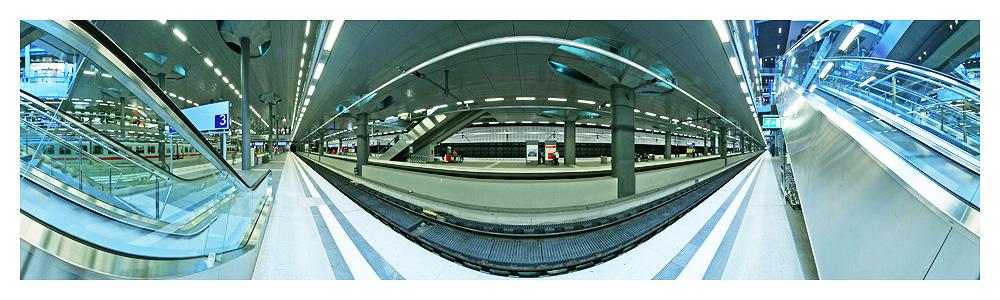 Berlin Hauptbahnhof Gleis 3