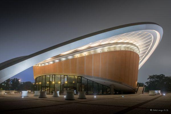 Berlin - Haus der Kultuten der Welt