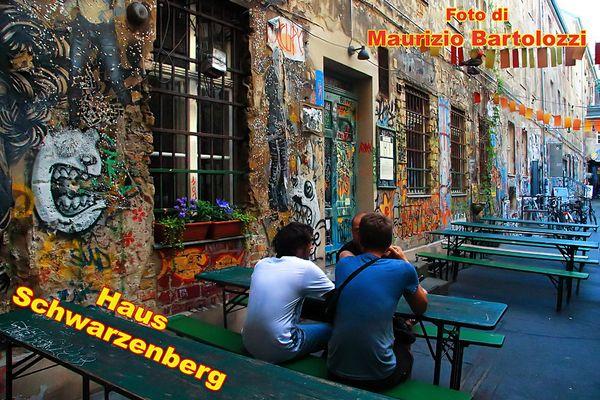 BERLIN - Haus Schwarzenberg - 1