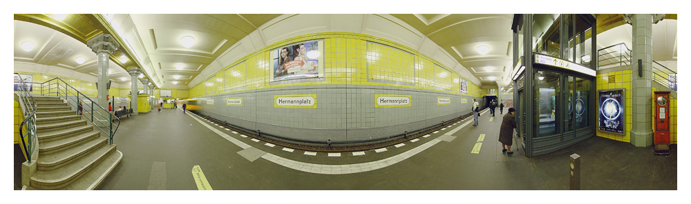 Berlin Hermannplatz