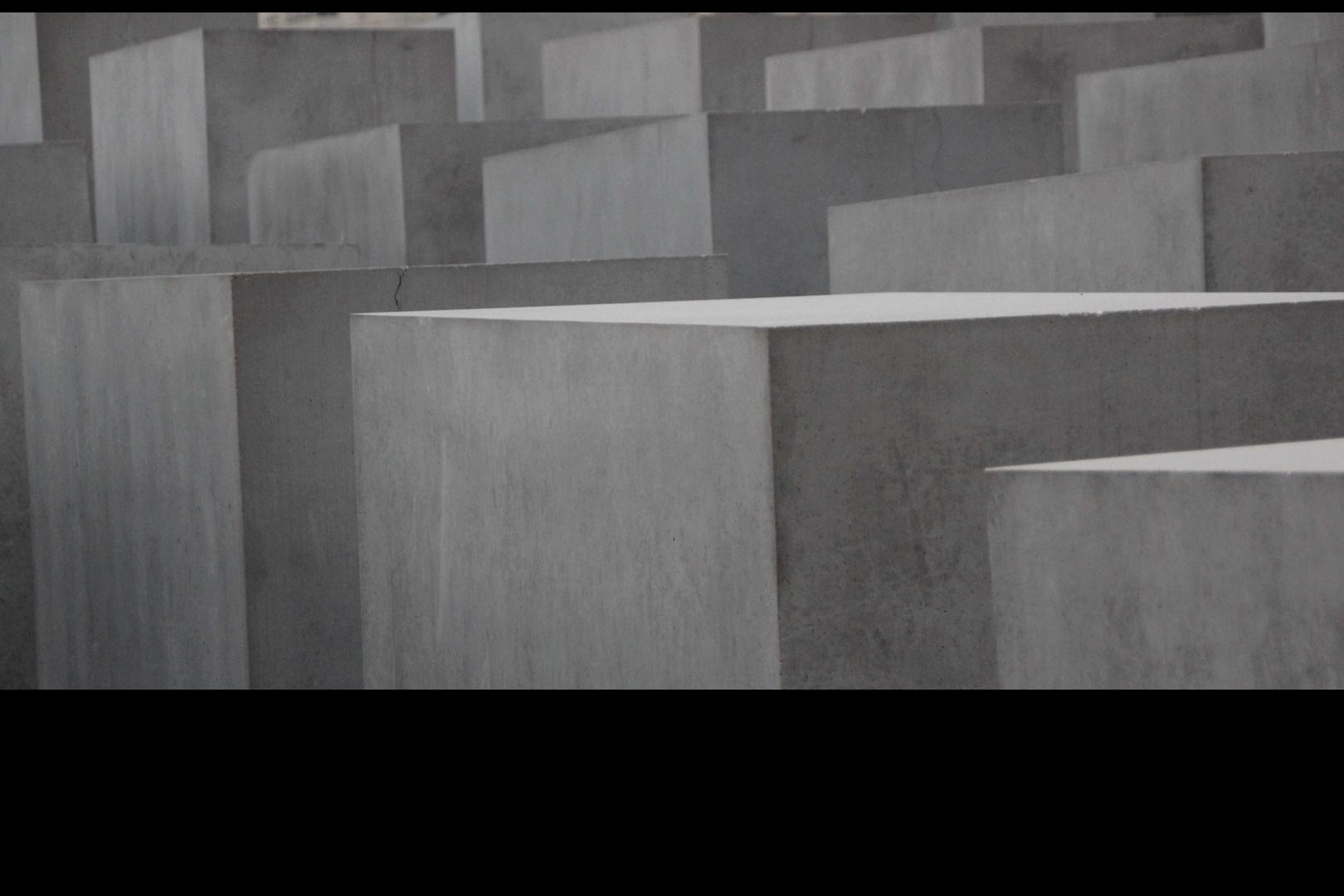 "Berlin ""Holocaust Denkmal"""