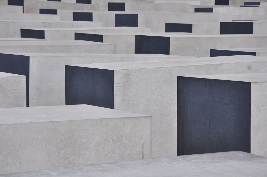 Berlin - Holocaust Denkmal
