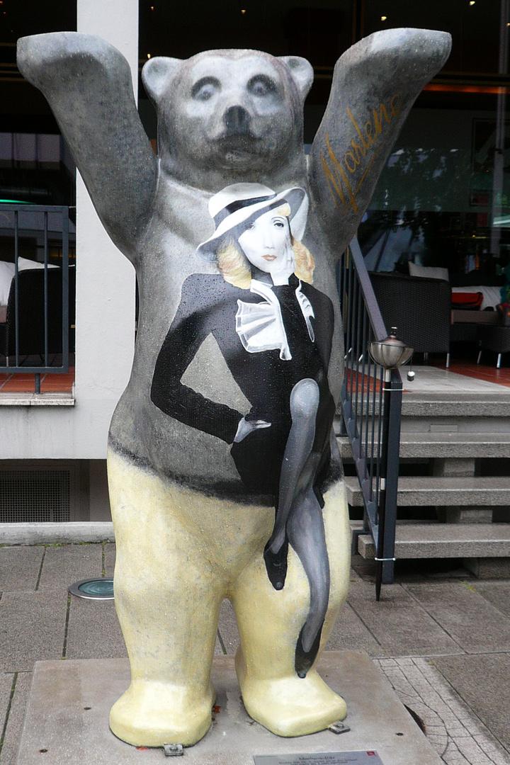 Berlin - Hotel InterContinental - Marlene Dietrich