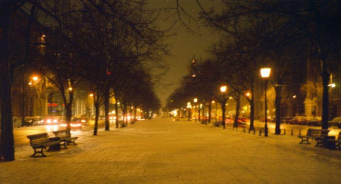 Berlin im Lichterspiel