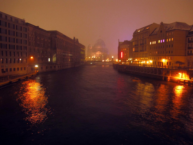 Berlin in der Nacht............