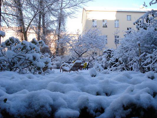 Berlin in schnee 1