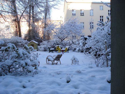 Berlin in schnee 2