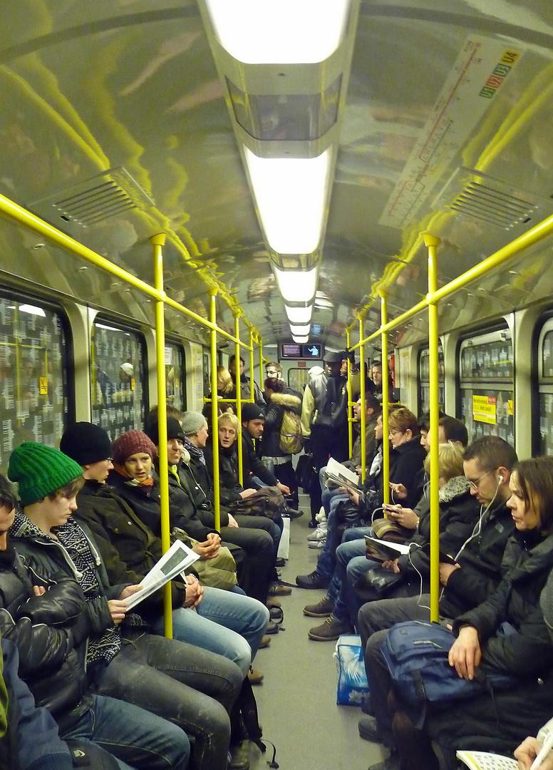 Berlin in vollen Zügen genießen