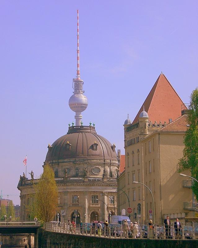 Berlin ist immer eine Reise wert !!
