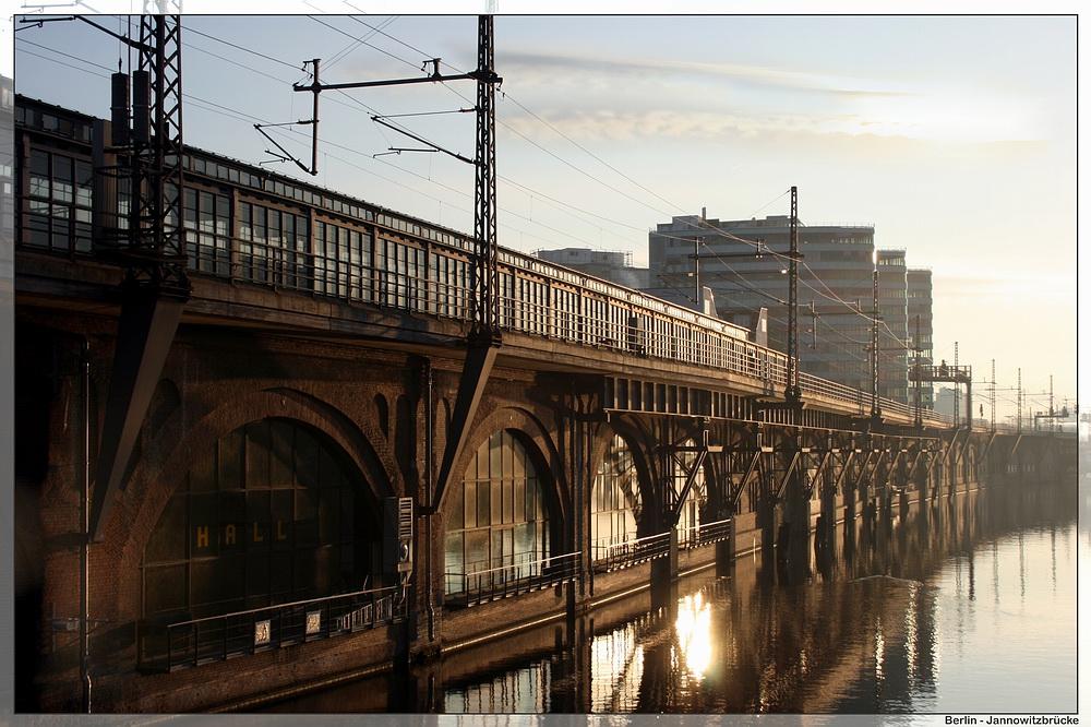 Berlin - Jannowitzbrücke