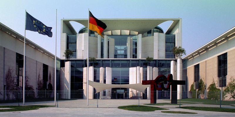 Berlin - Kanzleramt