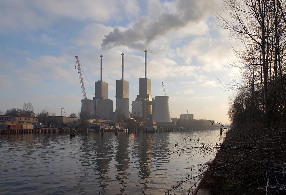 Berlin, Kraftwerk Barnackufer, 30.01.11 – 01