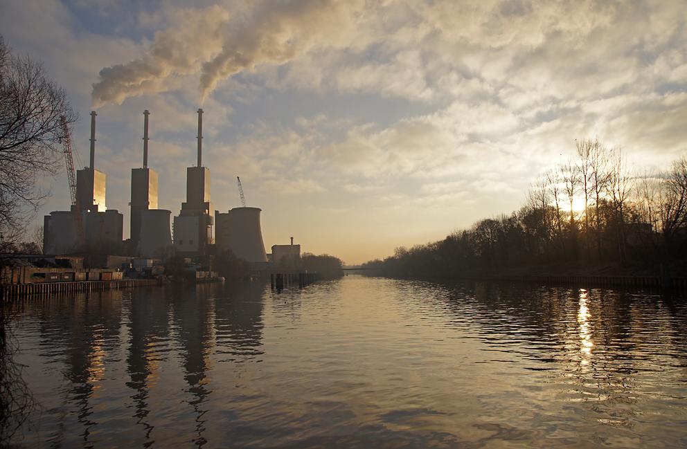 Berlin, Kraftwerk Barnackufer, 30.01.11 – 02