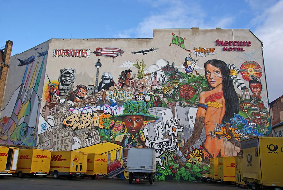 Berlin Kreuzberg, 17.10.09 – 01