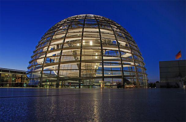 Berlin Kuppel@Reichstag
