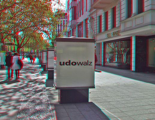 Berlin - Kurfürstendamm 3D