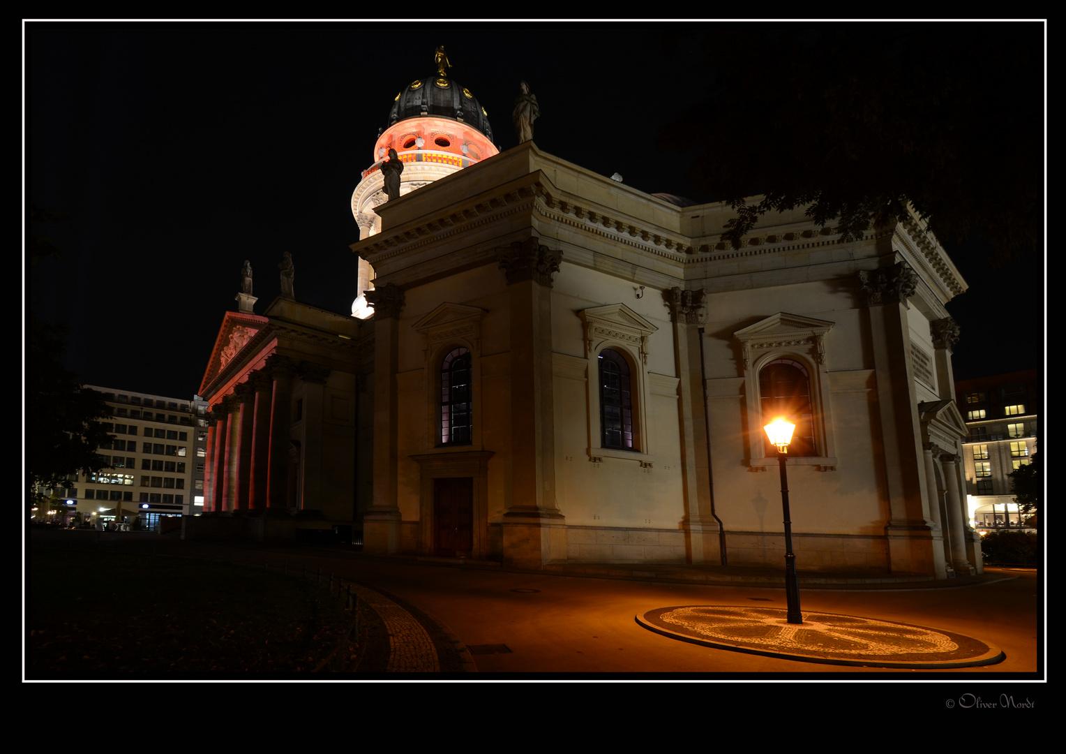Berlin leuchtet 2013 - Deutscher Dom