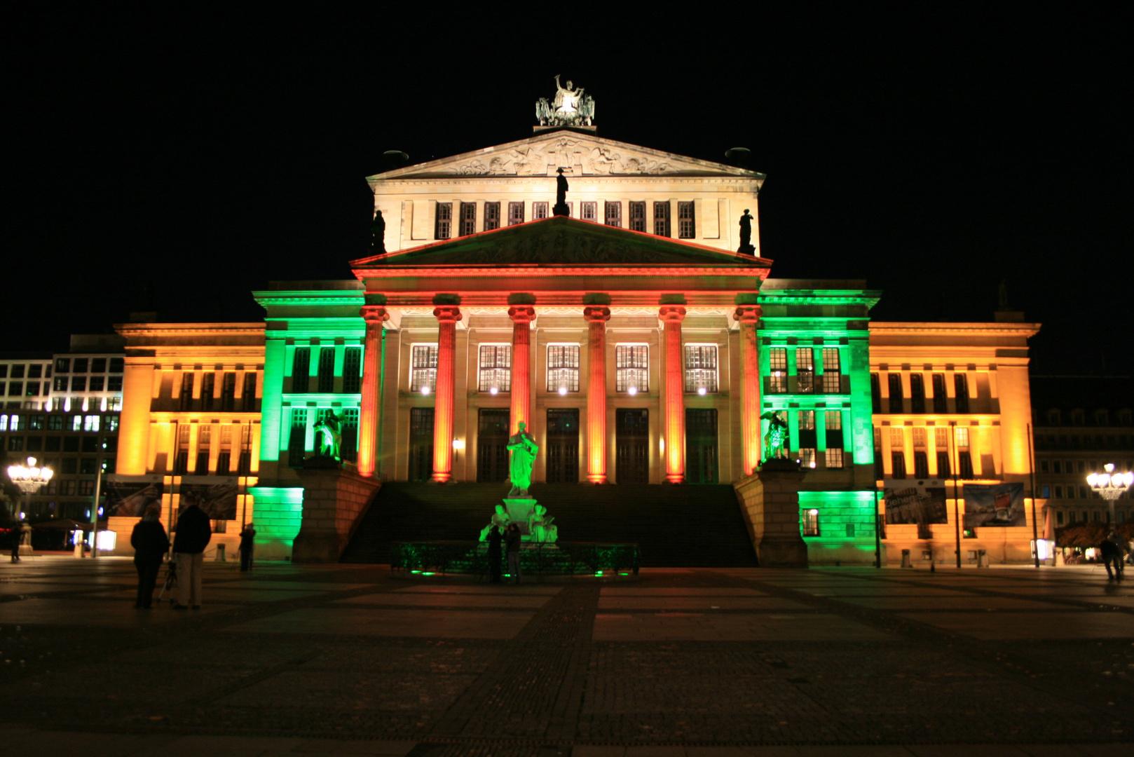 Berlin Light, Schauspiel Haus Gendarmenmarkt