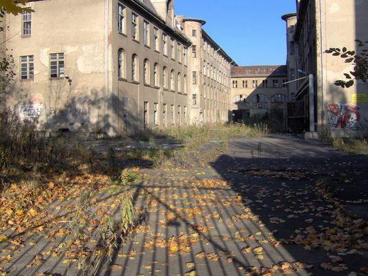 Berlin Mitte im Herbst