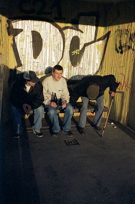 Berlin Moabit Gang