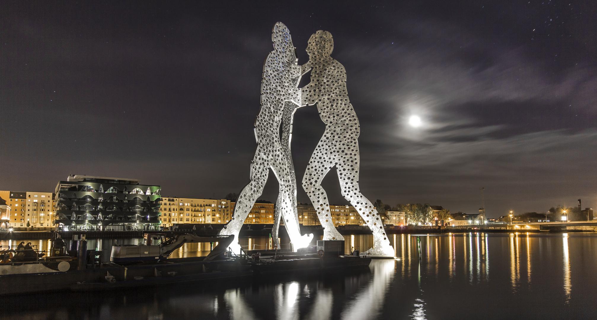 Berlin - Molecule Man, Osthafen