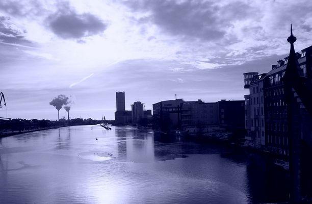 Berlin morgens halb neun in der U1