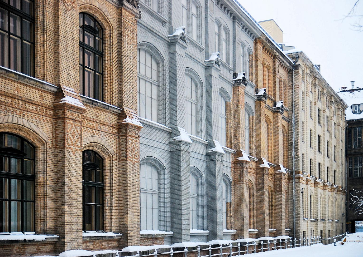 Berlin Museum für Naturkunde,Neuer Sammlungsflügel